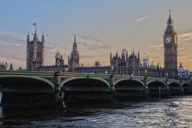 Resor till London